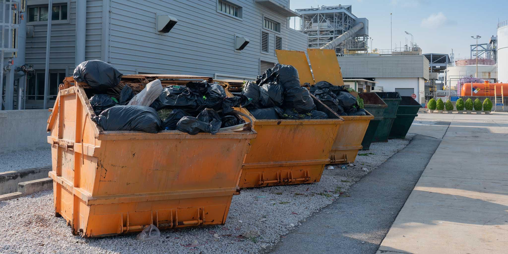 Rubbish Skips